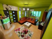 Apartament 4 camere , mobilat ,zona Apusului