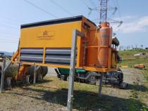Termo container de asfalt ATC