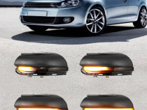 Semnalizari led dinamice oglinzi VW Golf 6 Touran oglinda