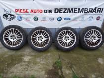 Jante aliaj 5x110 cu anvelope de pe Alfa Romeo AUTO NERULATA