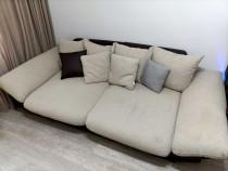 Canapea Avignon (nu este extensibila dar poate fi pat)