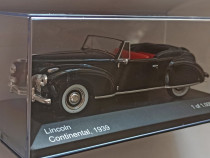 Macheta Lincoln Continental 1939 - Whitebox 1/43