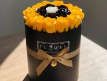 Realizăm Aranjamente din flori de săpun