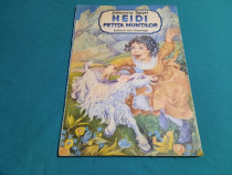 Heidi fetita muntilor/ johanna spyri/ ilustratii doina botez