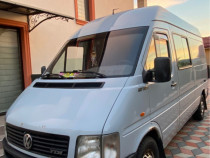 Volkswagen LT 35, mixt 8+1 locuri