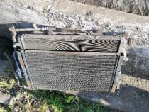 Radiator apa,radiator AC,ventilator racire Dacia Solenza 1.4