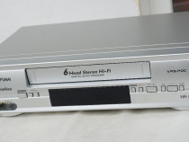 Video recorder VHS Funai stereo Hi-Fi defect