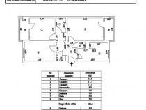 Apartament 3 cam cf.1 , Galati - langa Papadie si Tribunal
