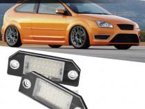 Lampi numar LED pentru FORD Focus C-MAX si Focus MK2, `2buc