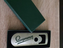 Desfacator sticle Staropramen in cutie - produs nou
