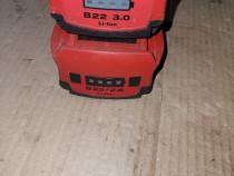 Baterie acumulator HILTI B 22 2,6 ah si 3 ah