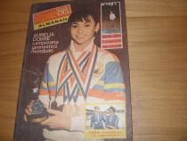 Almanah Sportul 1988 ( format mai mare, bogat ilustrat )*