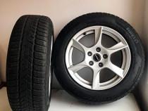 Jante Borbet 16 anvelorpe Pirelli iarna