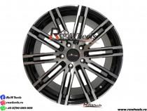 Jante Porsche Cayenne 20 R20 Black Polish