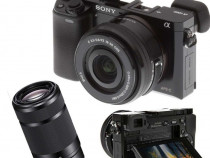 Aparat foto mirrorless Sony Alpha A6000