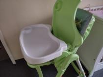 Pachet bebe: scaun de masa, marsupiu, ham, vana imbaiere