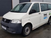 VW Transporter T5 2.5 TDi, 9 locuri