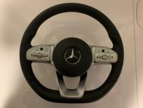 Volan Mercedes cu padele si airbag incluse