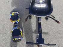Hoverboard la pachet cu hoverkart