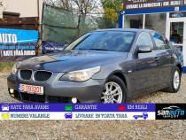 BMW 525d / 2005 / 2.5d / Rate fara avans / Garantie