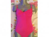 Costum de baie intreg roz adus din UK, Initials , M-L