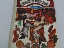 Cîntecul lui iancu jianu/ ilustrații crina ionescu