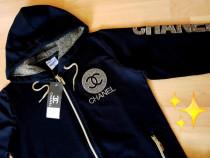 Treninguri Chanel,model nou,logo brodat.