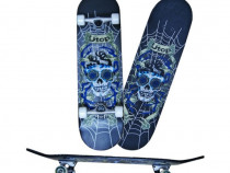 Skateboard Sportmann Net - ABEC7 - ax aluminiu -roti silicon