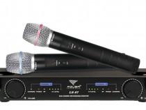 Microfoane fara fir LS-87 2 canale
