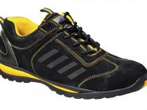 Pantof Lusum protectie bombeu metalic stil sport,toate mar.