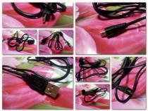 Cablu USB date aparat camera foto Nikon Coolpix S01 S2600