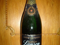 Sticla sampanie frantuzeasca lanson black label brut 0.75l