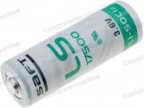 Baterie R23, A, LS17500, litiu, 3,6V, 3400mAh, Saft - 050456