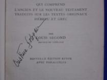 La Sainte Bible - Louis Segond 1931 / R4P3S