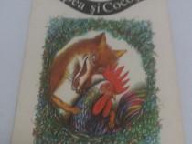 Vulpea și cocoșul/ elin pelin / ilustrații hristo kîrgilov