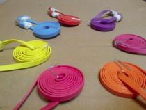 Cablu incarcare plat, alimentare usb iPad 2 iPod iPhone 4GS