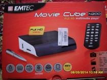 EMTEC N200, Germania, multimedia player Full HD, nou, la cut