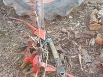Cositoare laterală hidraulică tractor