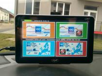 GPS PNI L807-4 programe igo primo, harti here+TomTom