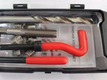 Trusă de reparat filet - M10*1.0*13.5-mm. 15-buc