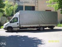 Transport marfa prelata intern