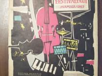 Cantecele festivalului Mamaia, 1963, 1965 (partituri)