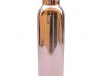 Sticla din cupru alimentar - 900 ml cu capac