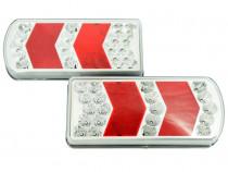 Lampa stop camion TRS006 LED SMD 12-24V pret pe set