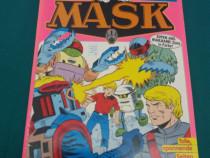 Benzi desenat mask nr 7/ limba germană/ 1990