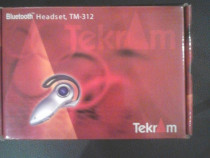 Blutooth headset Tekrom