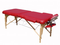 Pat,masa de masaj pliabila cu 2 sectiuni Garantie si Factura