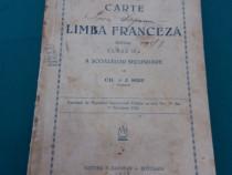 Carte de limba franceză pentru clasa iii-a a școalelor secun