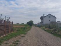 Teren 400mp cu utilitati in cartier nou Rezidential