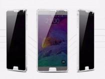 Samsung Note 3 4 5 - Folie Privacy Neagra Sticla Securizata